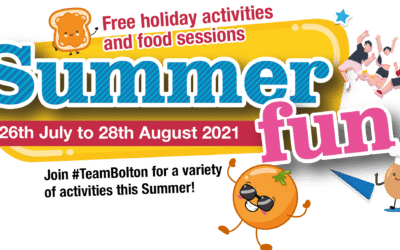 Summer Holidays Activities and Food Programme